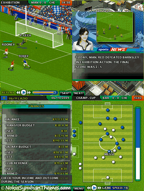 Real football manager edition 2010 apk download
