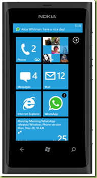 whatsapp nokia lumia 800