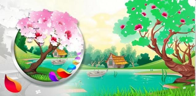 Sfondo Animato Primavera Per Android Il Bello Del Web