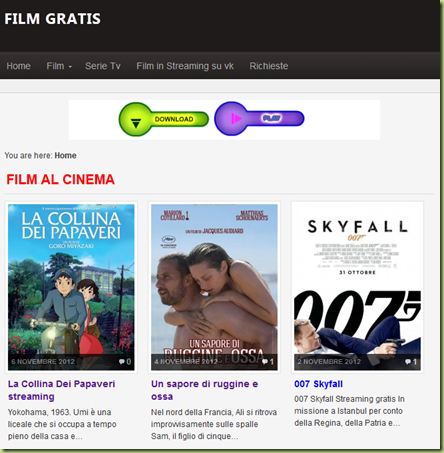 filmgratisstreaming thumb Film Gratis.tv un nuovo sito per lo streaming e il download