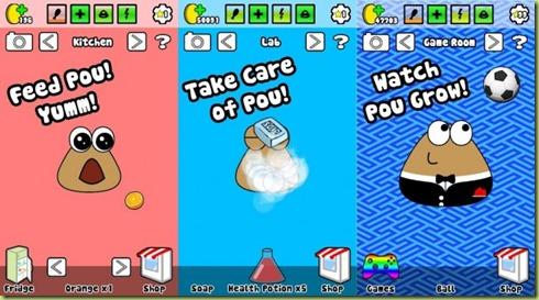 pouandroid thumb Pou, il gioco tamagotchi per android