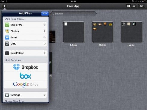 file manager ios 490x367 Files App: un file manager per iOS