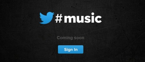 twitter music 490x212 Twitter Music integra Spotify, Rdio, Youtube, iTunes e Soundcloud
