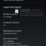 android4.3 galaxy s4 150x150 Primi screenshot di Android 4.3 su un Galaxy S4 Google Edition