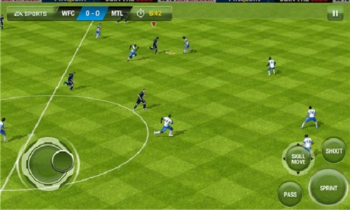 FIFA 13 Nokia Lumia 490x294 FIFA 13 disponibile per il Nokia Lumia con Windows Phone 8