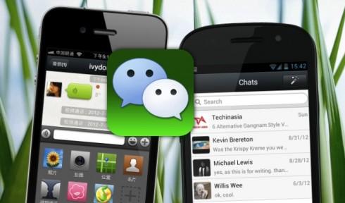WeChat 490x288 WeChat: Un perfetto mix tra WhatsApp, LINE e Viber