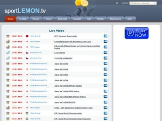 Streaming web SportLemon.tv