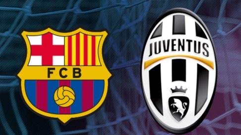 Juventus Barcellona - Finale Champions League