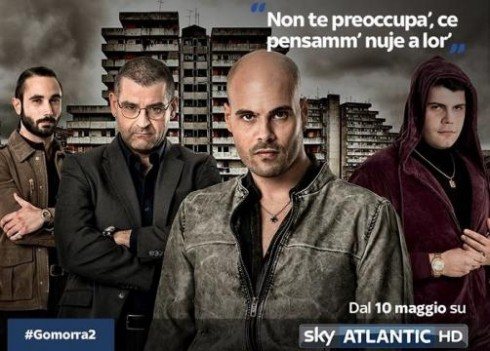 Gomorra 2 in streaming web